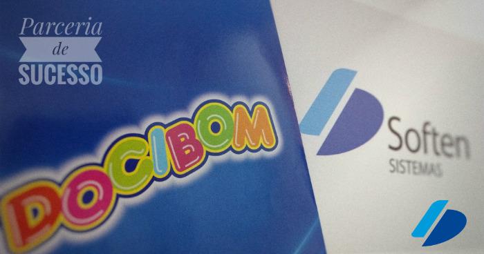 Docibom Soften Logo