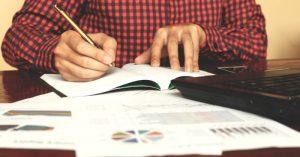 controle de notas fiscais