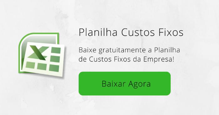 Banner Planilha Custos Fixos