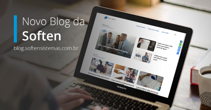 Novo Blog Soften Sistemas