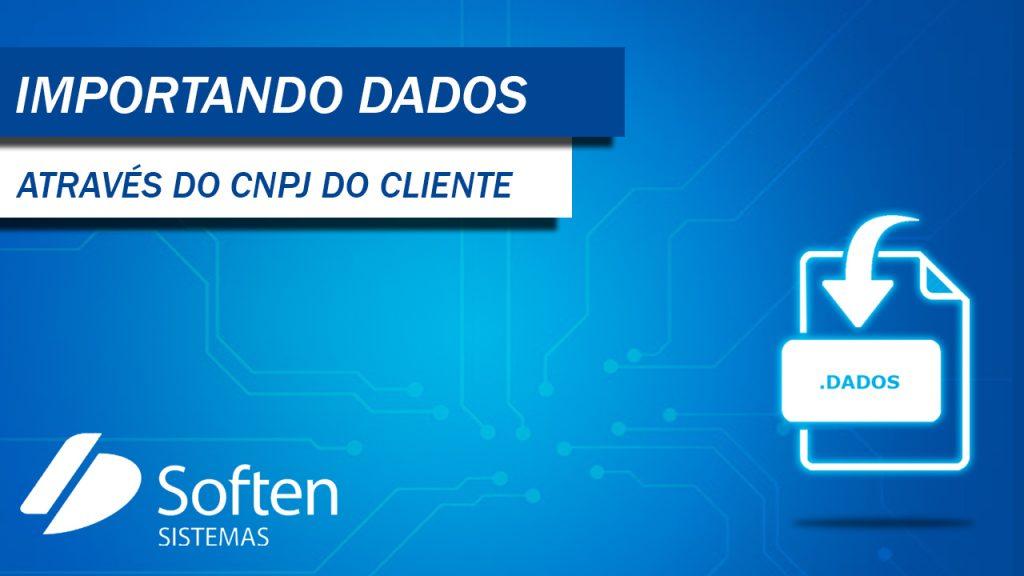 importar cliente pelo cnpj