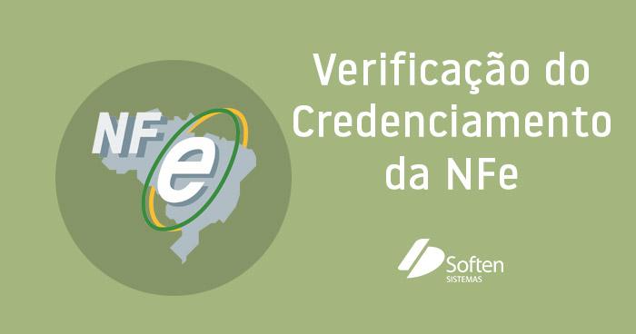 Ferramenta para Verificação do Credenciamento da NFe