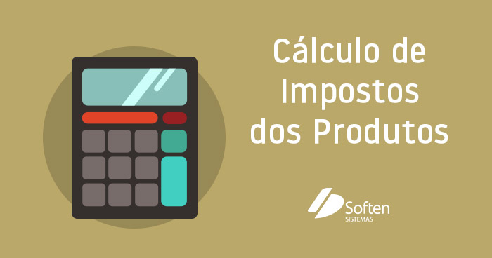 Planilha de Cálculo de Impostos dos Produtos