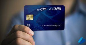 Qual Certificado Digital utiliza o Emissor NFe Sebrae