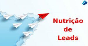 card nutrição de leads