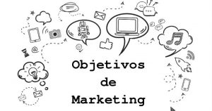 card objetivos de marketing