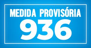 card medida provisória 936