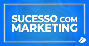 card sucesso com marketing
