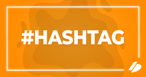 card hashtag